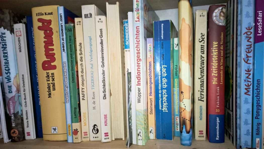 Kinderbücher als Kleinigkeiten zu Ostern