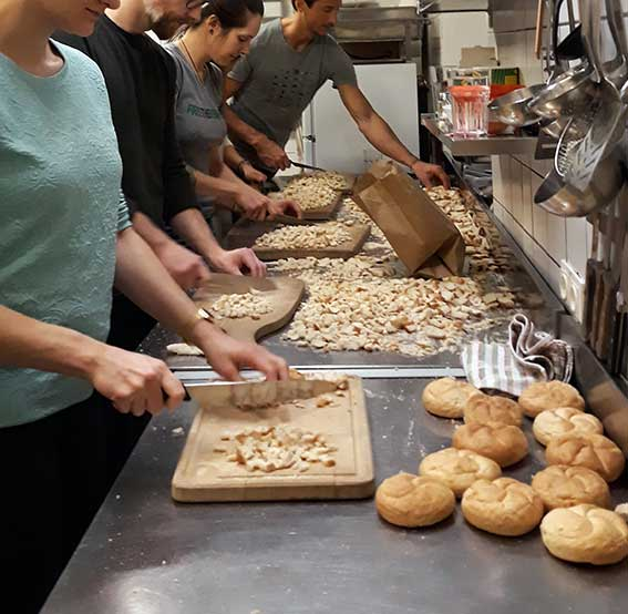 Knödlbrot - Resteverwertung Foodsharing