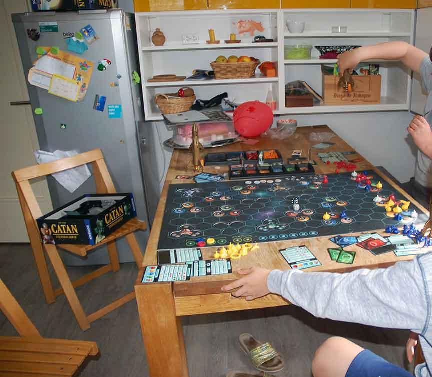 Kindergeburtstag daheim - spannende Spiele spielen