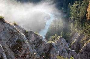 Radtour mit Kindern in Tirol: Zum Isarursprung