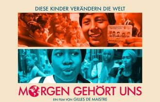 Umweltthemen mit Kindern besprechen mit Kinofilm Morgen gehört uns