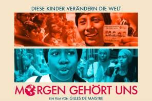 Kinofilm MORGEN GEHÖRT UNS: Umweltthemen mit Kindern besprechen (+ Gewinnspiel Solarleuchte)
