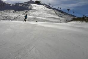 Mit den Öffis zum Skifahren: Bergeralm Steinach am Brenner