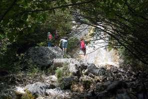 Wandern mit Kindern in Innsbruck – die Höttinger Runde