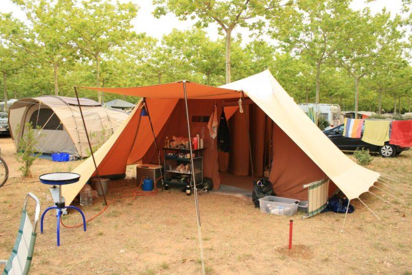 De Waard tent