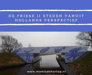 De Friese 11 steden