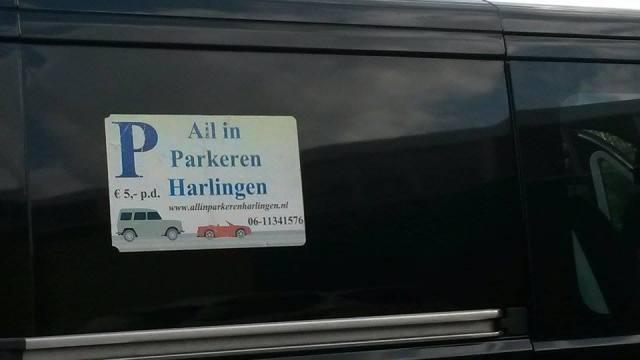 Parkeren in Harlingen