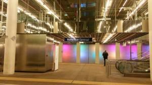 Metro Rotterdam CS
