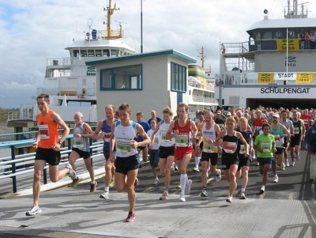 Texel halve marathon