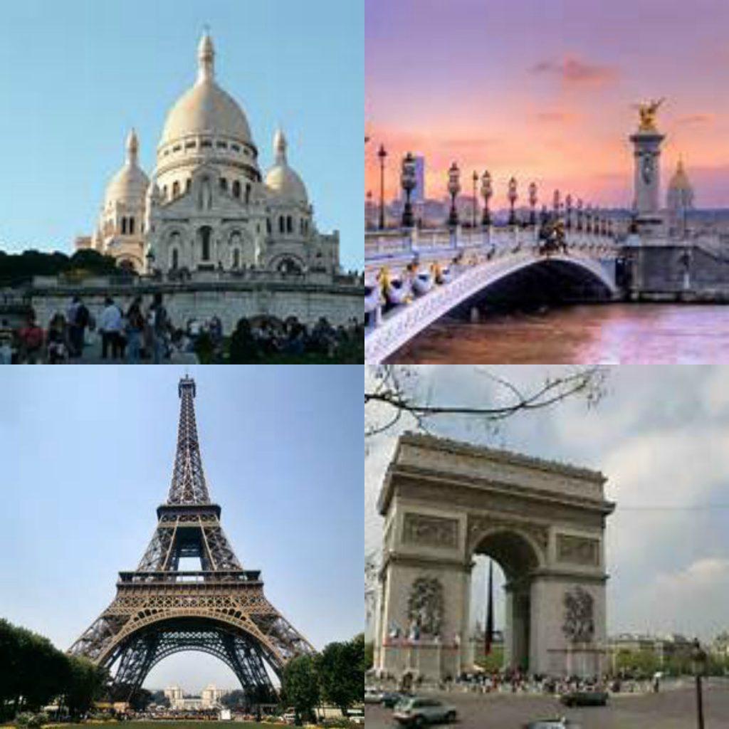 Win een trip naar Parijs
