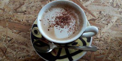 Cappuccino met pads uit een Senseo
