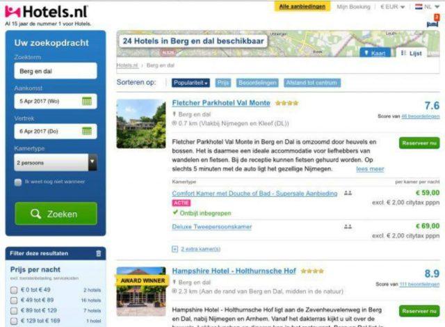 Hotels.nl