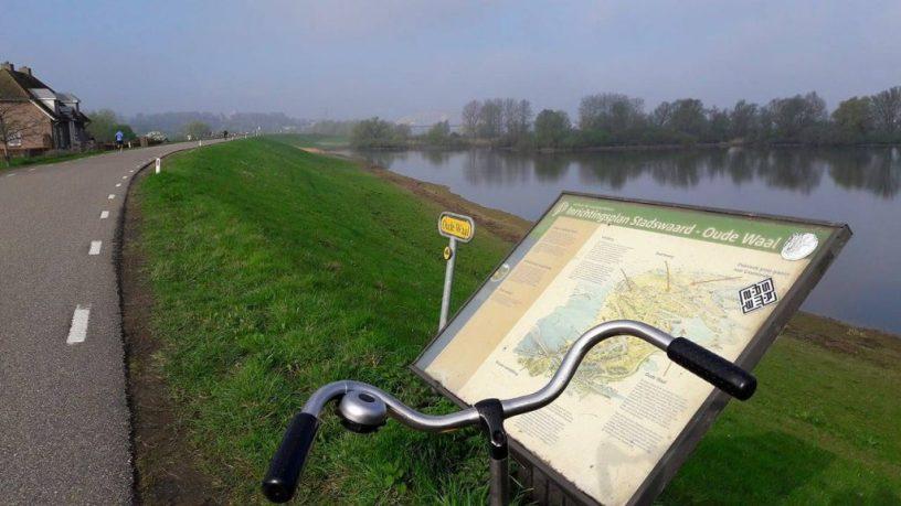 Nijmegen de Oude Waal