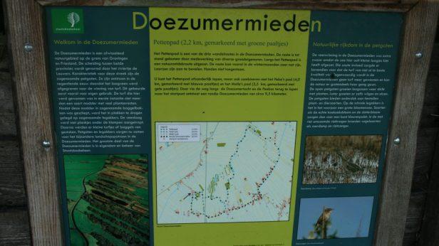 Friese Wouden, laarzenpad
