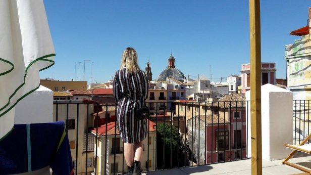 reis, tradities, Valencia, stedentrip