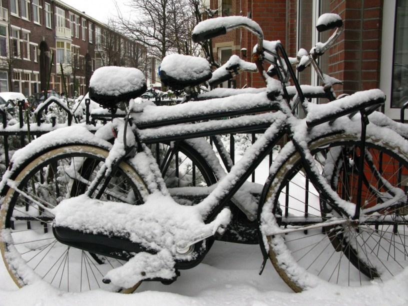 fiets winterklaar maken