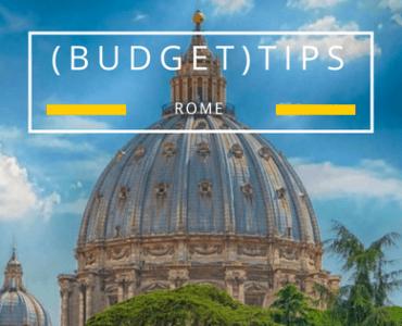 Budgettips Rome