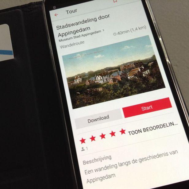 izi.TRAVEL app Appingedam