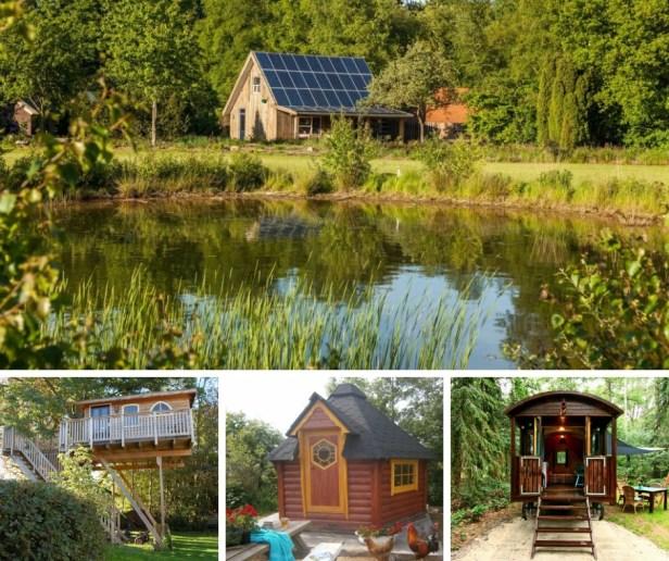 Natuurhuisje.nl locaties