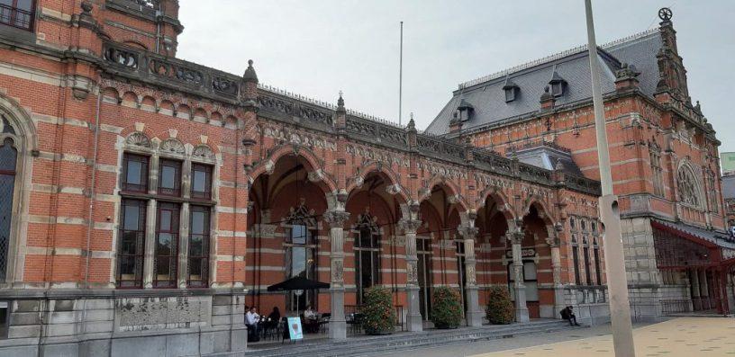 Groningen station 4