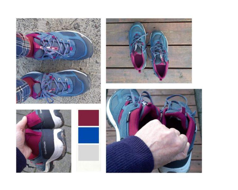 mijn wandelschoenen van Decathlon (1)