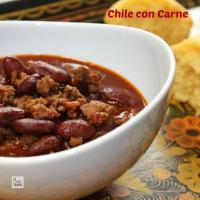Protein packed, diabetic friendly Chile con Carne