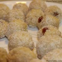 Indian Coconut Ladoo and the story of Ganesh