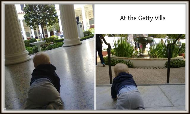 Baby-exploring-Getty-Villa