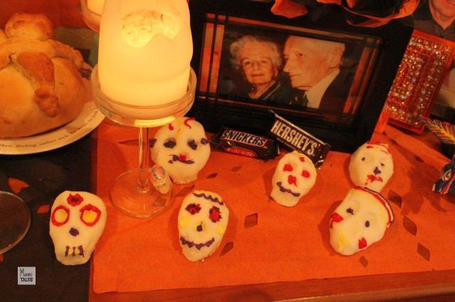 Dia de Muertos Sugar Skulls