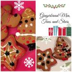 Making and decorating Gingerbread Men