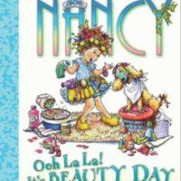 Girls Spa Day with Fancy Nancy