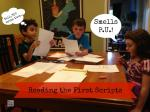 Movie Class – Kids Reading Scripts