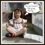 Little Miss I's favorite Yoga for Kids Class!