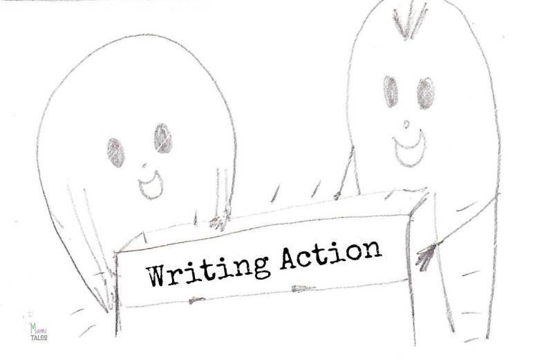 Writing Action