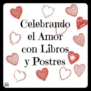 Celebrando con Libros y postre
