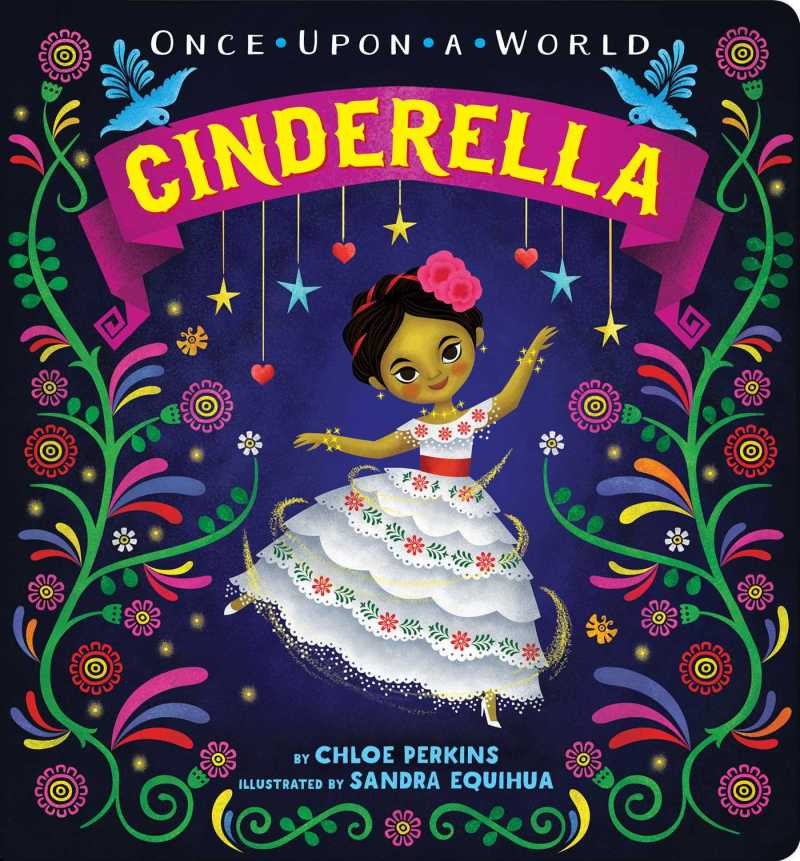 cinderella in Mexico