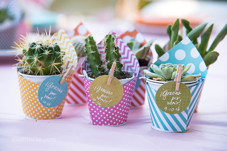 M M Baby Shower Favors
