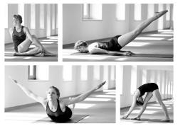 Yoga-Übgunen