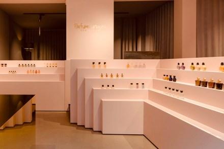 Das Ladengeschäft von Parfum Uniques am Gärtnerplatz