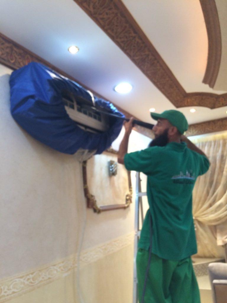 طرق تنظيف وصيانة المكيفات