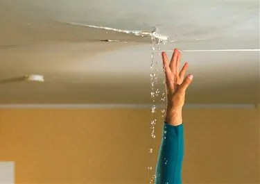إصلاح تسربات المياه