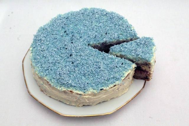 Blueberry cake
