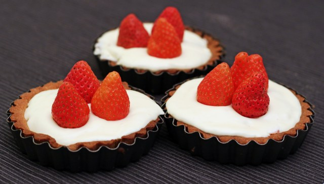 jordgubbspajer