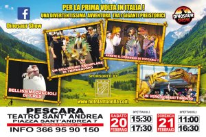 Dinosaur-Show-febbraio-2016-Pescara