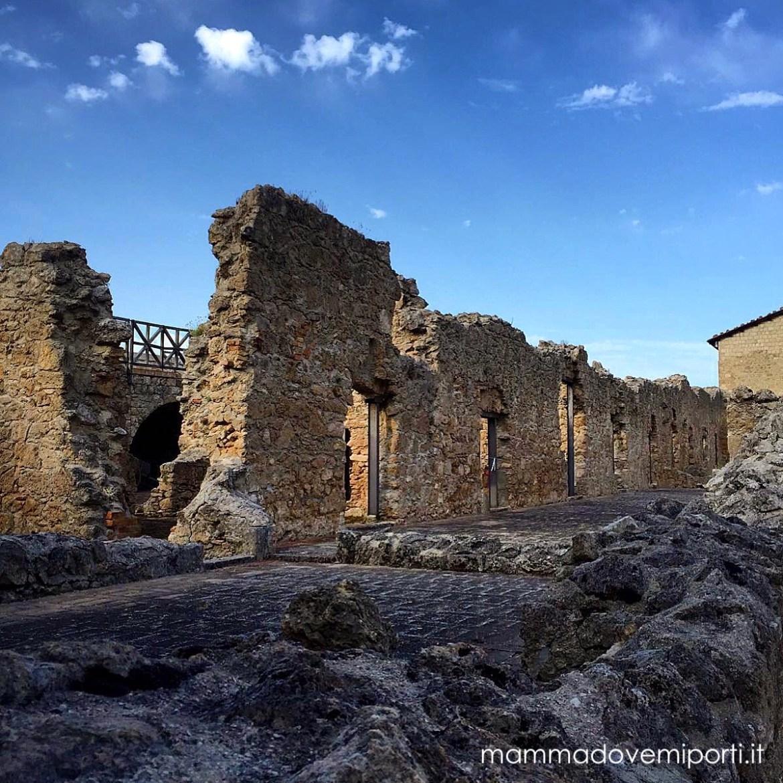 Aree attrezzate in provincia di Teramo - Fortezza di Civitella del Tronto
