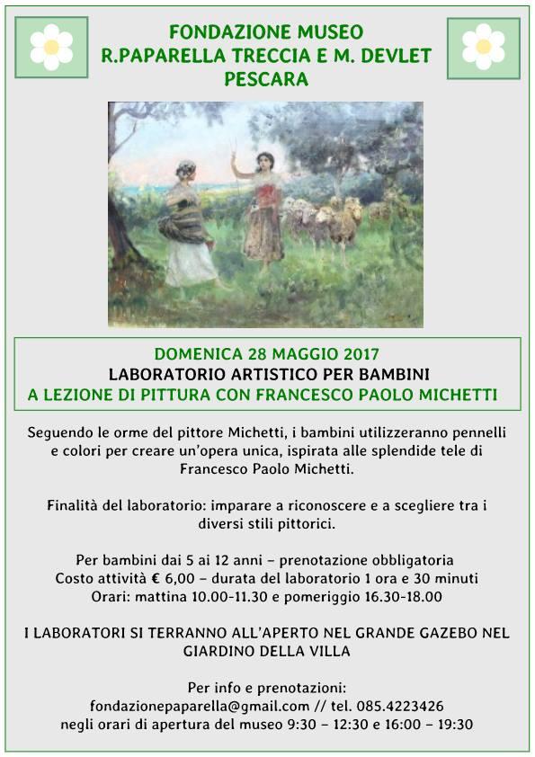 Laboratorio-per-bambini-museo-Paparella-Pescara