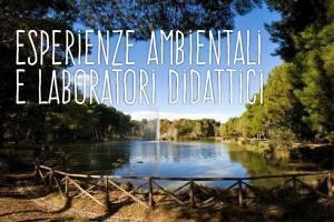 Esperienze Ambientali Laboratori Didattici - Pineta dannunziana -Pescara - Eventi per famiglie in Abruzzo