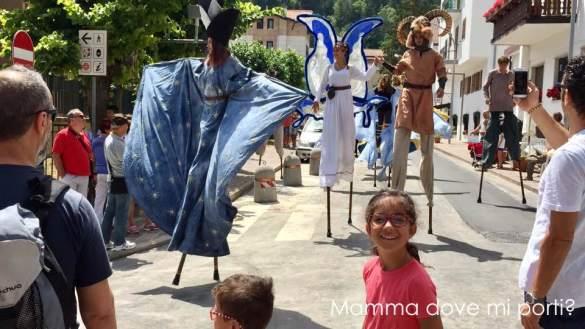 Parata di Apertura Roccaraso 3 Festa degli Gnomi