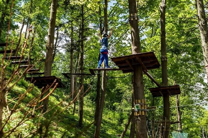Parchi Avventura in Abruzzo: Parco Avventura di Civitella del Tronto
