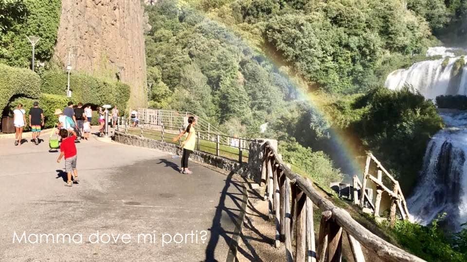 Belvedere Inferiore Cascata delle Marmore Terni Umbria